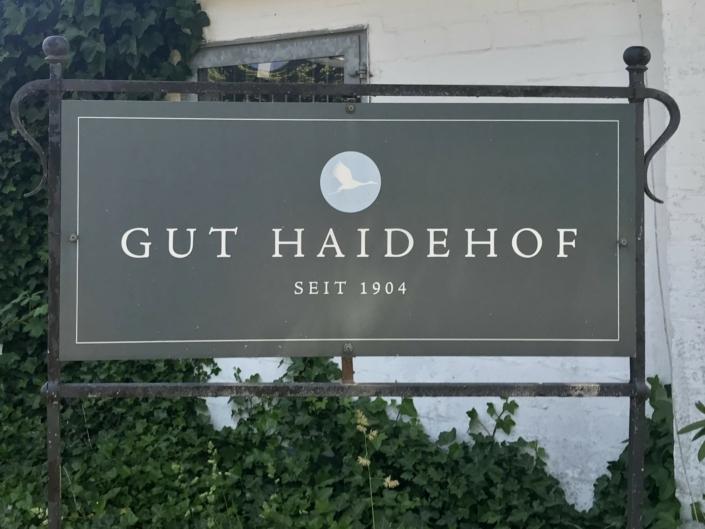 Freie-Demokraten-FDP-Ortsverband-Wedel-Haidehof-Schild